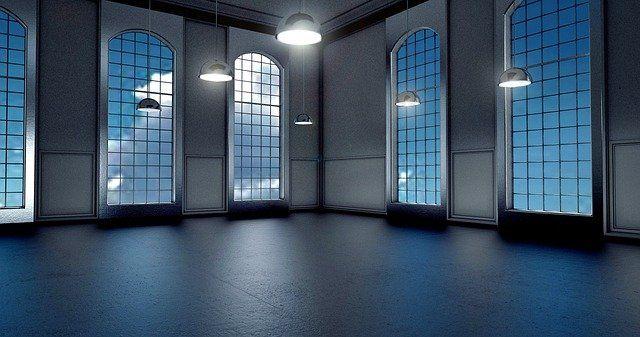 Gestalte deine Fenster mit transparenten farbigen Folien um