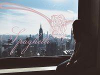 Fensterdesign | Glastattoo Spaghetti | Spaghetti Design