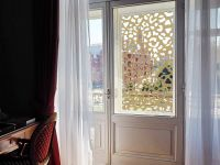 Sichtschutzfolie | Fensterbanner Leopard | Leopardenmuster