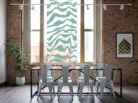 Sichtschutzfolie | Fensterbanner Zebramuster | Zebramuster