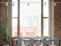 Glassticker | Fenstertattoo Diese Küche | Diese Küche Design
